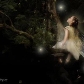 Chasity Ijames: 'Jasmines Wonder', 2007 Other Photography, Fantasy. Artist Description:  Taken and worked in photoshop and then painter . ...