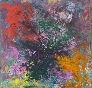 Susan Cantor-uccelleti: 'From Barren Brown Stems', 2015 Acrylic Painting, Abstract. Artist Description:     Acrylic on gallery wrapped stretched canvas, no frame required, finished on sides. Textured, movement.Signed and numbered on back. Original painting, no copies.    ...