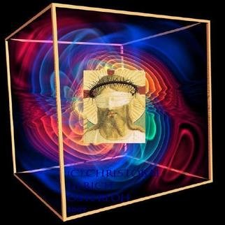 Ulrich Gerhard Osterloh Artwork Fate, 2007 Computer Art, Spiritual