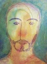 - artwork Meditation-1099446654.jpg - 2004, Mixed Media, Figurative