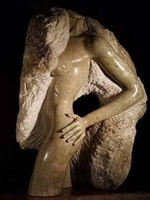 Depasquale Sculptures: 'The Human Symphony', 2010 Stone Sculpture, Figurative. Artist Description: