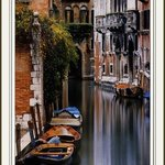 Canal Reflections, Venice, Italy By Michael Seewald