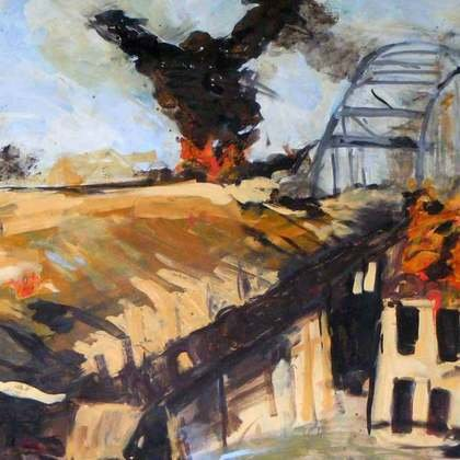 , Arnhem, World Conflict, $6,825