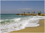 Artist: Russet Andrew - Title: The Sea Israel - Medium: Color Photograph - Year: 2006