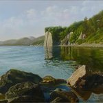 The Stones at Kiselyov s rock By Vasily Zolottsev