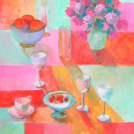Still Life By Veronica Brutosky