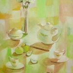 Tea Time By Veronica Brutosky