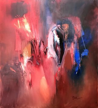 Vesko Ivanov: 'silence', 2016 Oil Painting, Abstract. Artist Description: painting oil on canvas...
