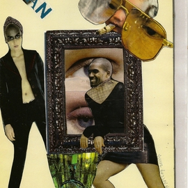 Victor Kozlov Artwork 08, 2009 Collage,