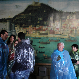 Vincenzo Montella: 'Naples 6', 2012 Color Photograph, Travel. Artist Description:        digital print      ...