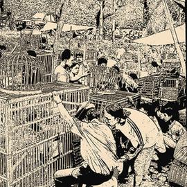 Pasar Burung 3