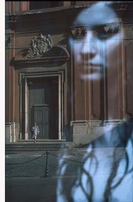 Vincenzo Montella: 'ghost', 2001 Cibachrome Photograph, Inspirational.
