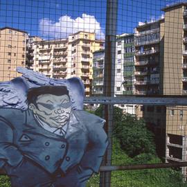 imprisoned city