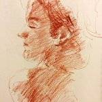 Life Drawing Study By John Tooma