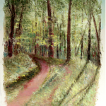 Forest Path, Vladimir Volosov