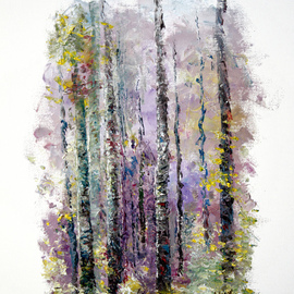lilac forest
