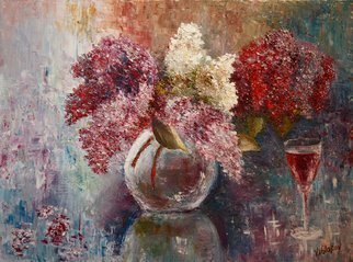 Vladimir Volosov Artwork sign of the spring, 2014 Oil Painting, Impressionism