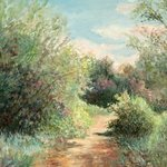 Sunny Road To The See, Vladimir Volosov