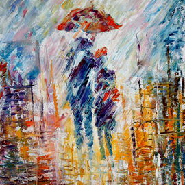 Together Under Rain, Vladimir Volosov