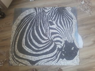 Vladimir Mitric Artwork zebra, 2015 Reproduction Artwork, Animals