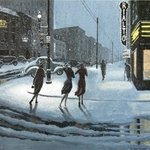 Caught By The Storm, Dave Rheaume