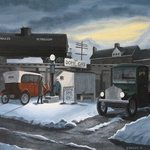 Dome Gas By Dave Rheaume