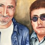the who By Ginger Czarnecki