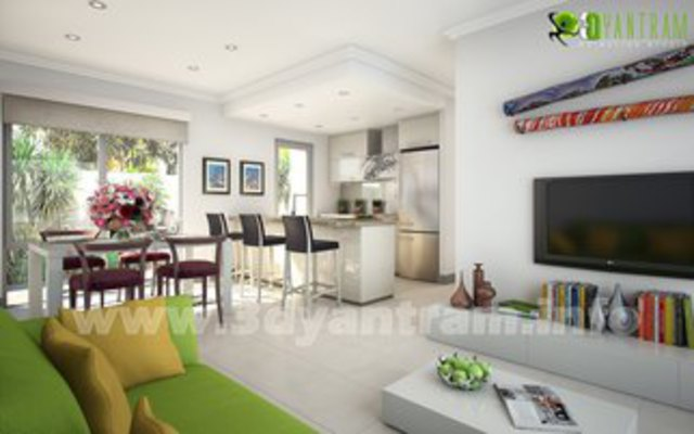 Ruturaj Desai 3D Yantram Home Interior Design Lagos 2013