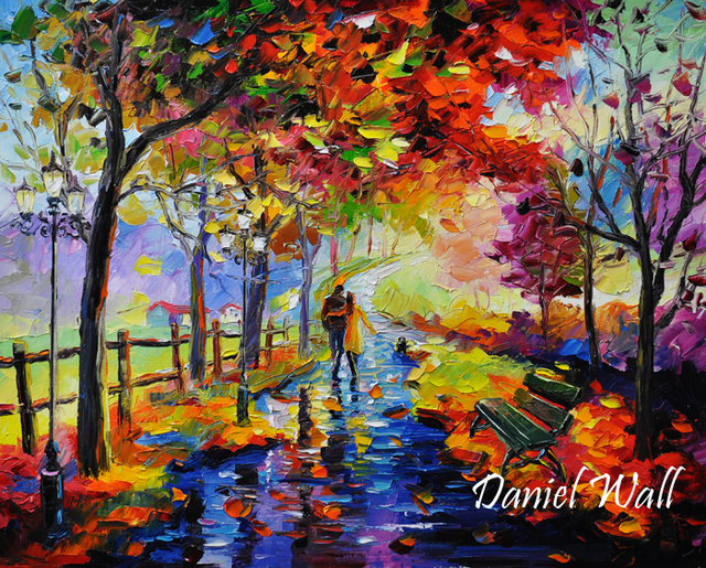 Daniel Wall End Of The Rain 2015