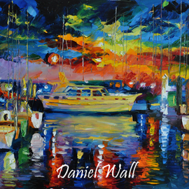 Harbor Daybreak, Daniel Wall