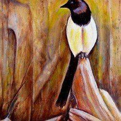 , Idaho Magpie, Birds, $368