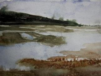 Artist: Walter King - Title: Arkansas River - Medium: Watercolor - Year: 2013