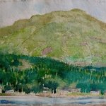 Loch Long By Walter King