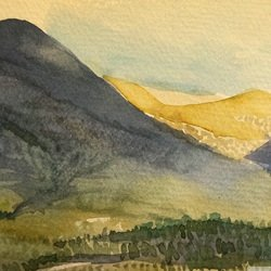, The Highlands Near Appin , Landscape, $315