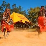 Burunga Festival Dance By Wayne Quilliam
