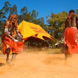 Burunga Festival Dance, Wayne Quilliam