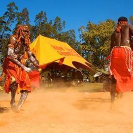 Burunga Festival Dance