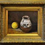 Still Life With Lemon, Wayne Wilcox