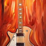 Gibson Les Paul Guitar Fantasy, Thomas Gress