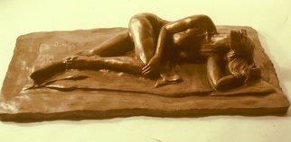 Bronze Sculpture by Harry Weisburd titled: Bikini Babe, created in 2008