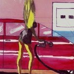 California  Fill Er UP  1 By Harry Weisburd