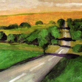 Country Road, Harry Weisburd