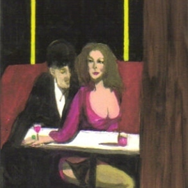 Drinks For Two, Harry Weisburd