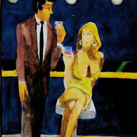 Happy Hour 12  By Harry Weisburd
