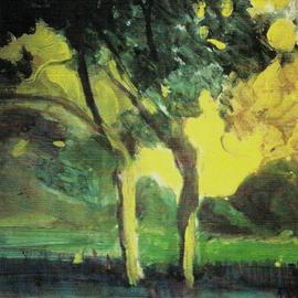 Myth  2 Diad Trees  Yin Feminine Form Trees