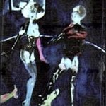 Pole Dancers By Harry Weisburd