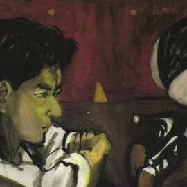 Rear View  By Harry Weisburd