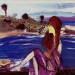 The Redhead by the Sea By Harry Weisburd
