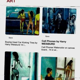 cell phone addiction  By Harry Weisburd