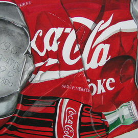 cola can By Pim Van Der Wel